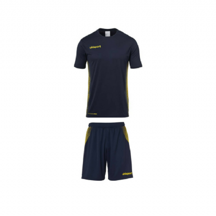Score Playing Kit Navy / Fluo Yellow